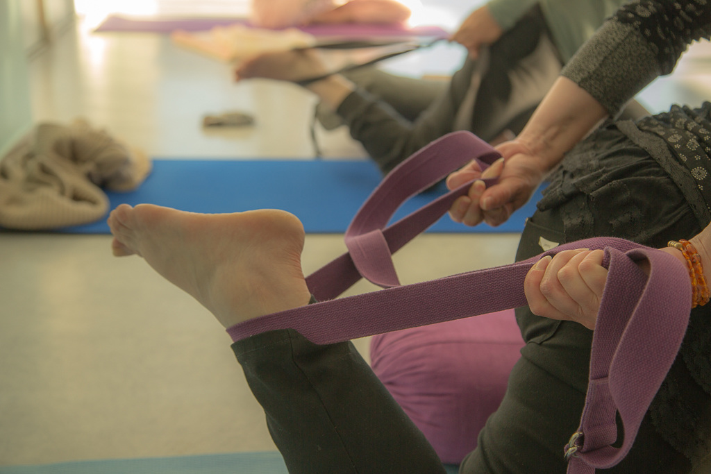 yoga à Gimont Gers